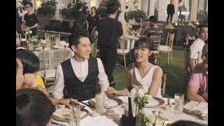 Party hậu đám cưới Đông Nhi: địa điểm sang trọng, đồ ăn sang chảnh, quà tặng siêu khủng