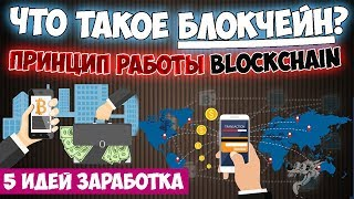 Технология блокчейн (blockchain): что это такое простыми словами и как работает + 5 идей заработка💲