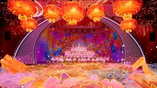Video : China : The Spring Festival Gala 2019 - music and dance highlights