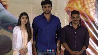 Evarikee Cheppoddu Movie Press Meet | Rakesh Varre | Gargeyi Yellapragada