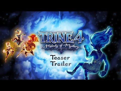 Trine 4 Melody of Mystery DLC Trailer