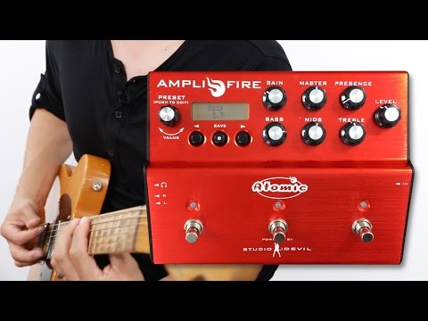 Is Amp Modeling as Good as Tubes? Here's What Established