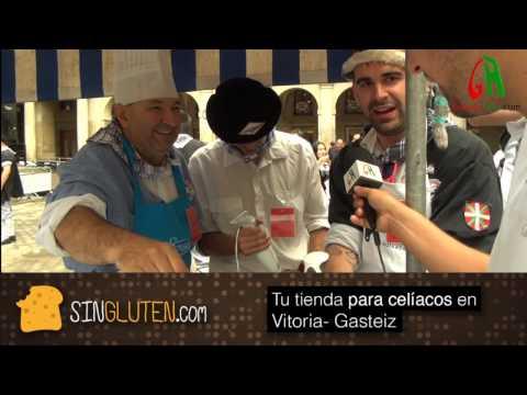 Concurso Gastronómico de Blusas y Neskas La Blanca 2013