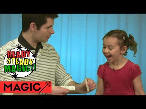 Amazing Appearing Rabbit | Big Centre TV S2.E4 | Ready Steady Magic