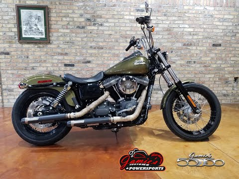 2017 Harley-Davidson Street Bob® in Big Bend, Wisconsin - Video 1