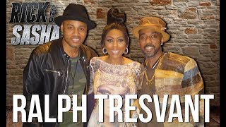 New Edition's Ralph Tresvant talks separation from Group and more!