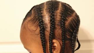 Wash Day + Hairstyle For Toddler Boys #1