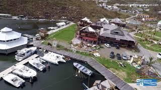 French Saint Martin Hurricane Carnage