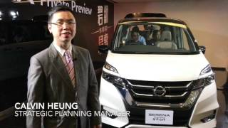Nissan Serena Hong Kong Launch