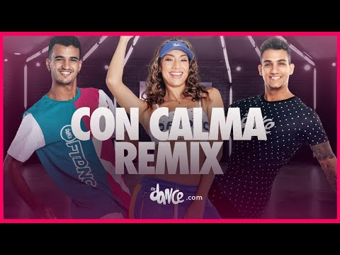 Con Calma Remix - Daddy Yankee + Katy Perry Feat. Snow | FitDance TV (Coreografia Oficial)