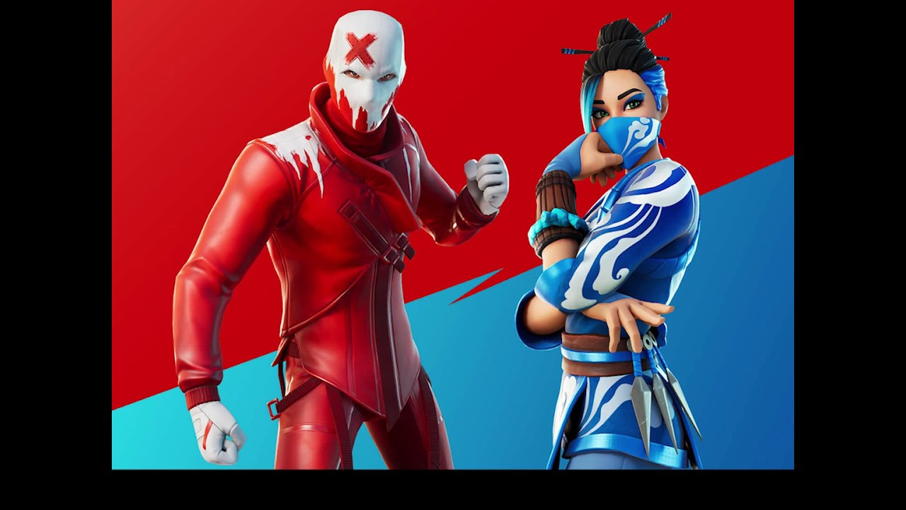 💯RED VS BLUE🥶 RUMBLE احمر ضد ازرق مطور 6207-0778-2857 by boykaaro