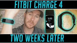 Fitbit Charge 4 Review - After Two Weeks Results (Good, Bad, & More!)