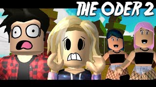 THE ODER 2 TRAILER -  ROBLOX HORROR TRAILER