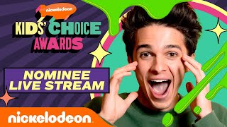 🔴 Brent Rivera Announces the 2021 Kids' Choice Awards Nominees | LIVE!