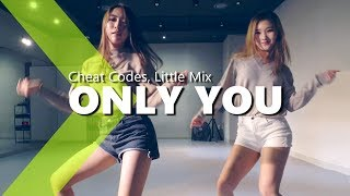 [ Beginner Class ] Cheat Codes, Little Mix   Only You  WENDY X K LUCY Choreography.