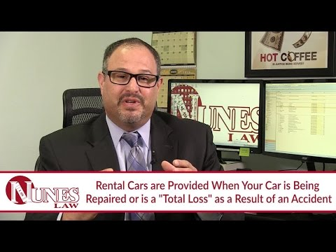 How To Get a Rental Car if Your Vehicle was Damaged in an Accident