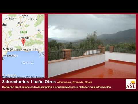 3 dormitorios 1 baño Otros se Vende en Albunuelas, Granada, Spain