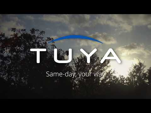 Making same-day better for business   TUYA Technologies