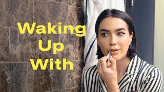 The 13 Beauty Products in Brittany Xavier's Morning Routine | Waking Up With | ELLE