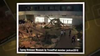 preview picture of video 'Zigong Dinosaur Museum - Zigong, Sichuan, China'