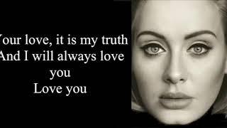 Adele Remedy Lyrics