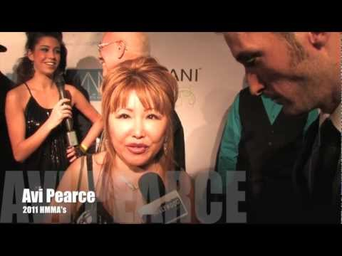 Avi Pearce at the (HMMA's)The 2011 Hollywood Music In Media Awards Celebrity Red Carpet