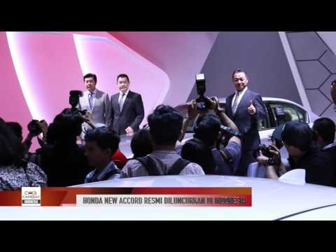 Honda New Accord Launch IIMS 2016 | CarBay.co.id