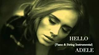 Hello (Instrumental)   Adele