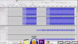 How to Export An Audio Mix In AUDACITY
