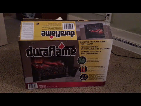 Duraflame Electric Fireplace Log with Heater Review