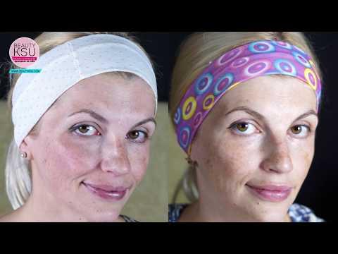 Убрать за неделю глубокие морщины на лице желатином