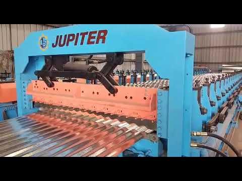 Corrugation Roll Forming Machine