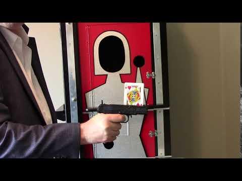 Meteor Card Gun by Tannen's