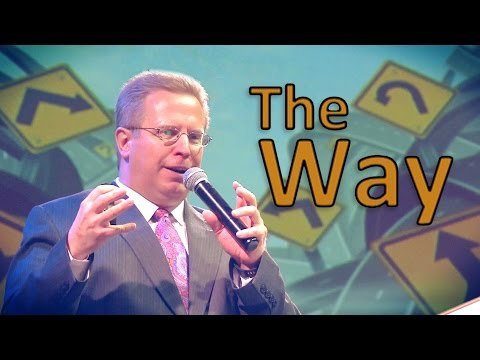 """The Way"" – Baptism – Pastor Raymond Woodward"
