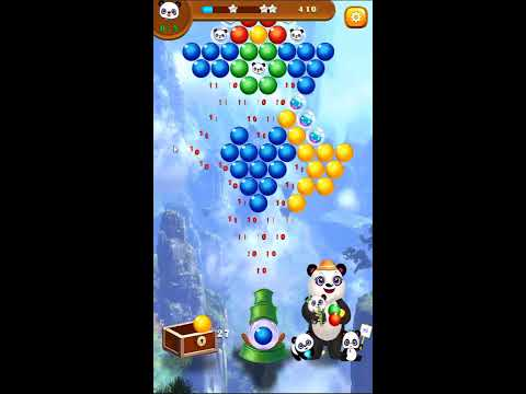 Vidéo Bubble Shooter Pop 2019 : Panda Baby Legend