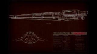 Hurricane 3REP VS Vexor Navy Issue 2REP