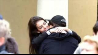 CRISTIANO RONALDO UNDERCOVER KISSING SESSION    AT PARIS DISNEYLAND