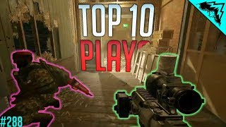 IN THE CLUTCH - Siege Top 10 Plays (WBCW #289)
