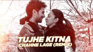 Tujhe Kitna Chahne Lage (Kabir Singh)   DJ NYK Remix | Mithoon Ft. Arijit Singh | Shahid , Kiara