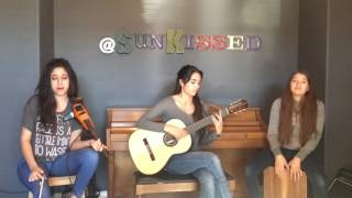 """Maroon 5 - """"Get Back in My Life"""" (SunKissed Acoustic Cover)"""