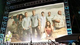 Présentation du casting d'Hawaii 5-0 & de Magnum P.I.