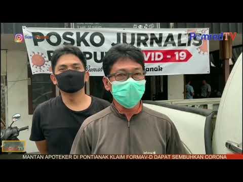 Video : Rumah Jurnalis Pontianak Sudah Distribusikan 301 Paket Sembako