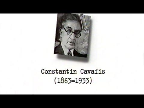 Vidéo de Constantin Cavafis