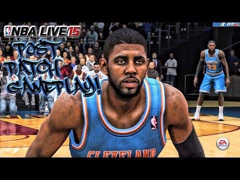 Видео № 1 из игры NBA Live 15 (Б/У) [PS4]