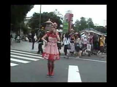 Haruhi Dance All Over Japan