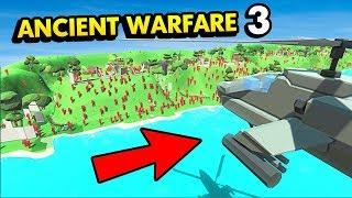 future d day attack in ancient warfare 3 - मुफ्त