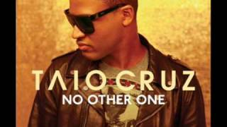 Taio Cruz - No Other One (Lyrics)