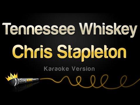Chris Stapleton - Tennessee Whiskey (Karaoke Version)