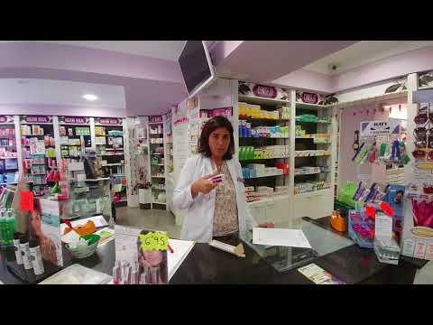 Video Farmacia control temperatura