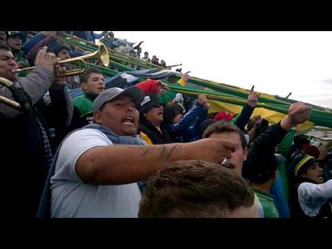 """""""Trompetas De La Banda De Varela En Sarandi vs Chacarita"""" Barra: La Banda de Varela • Club: Defensa y Justicia"""